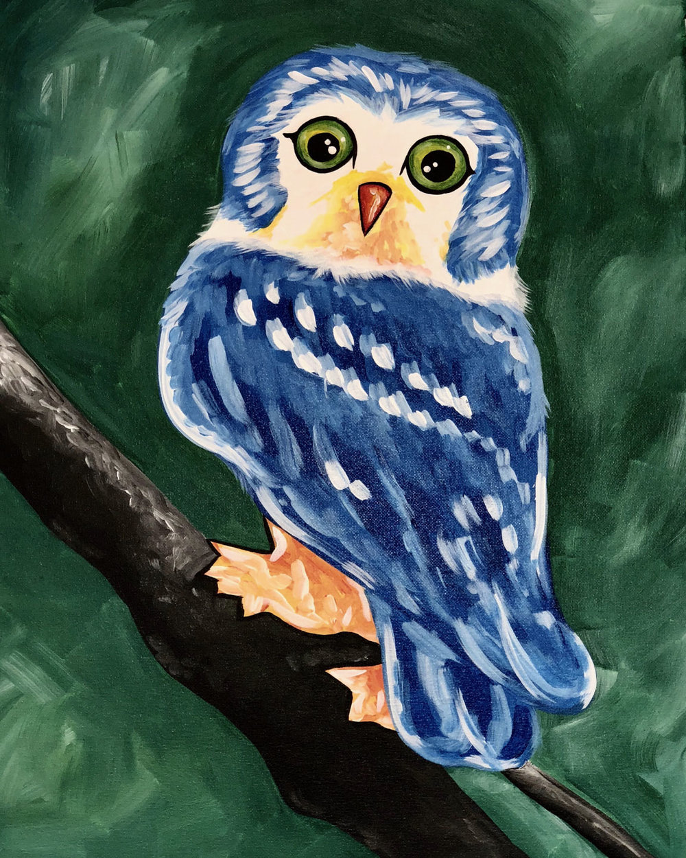 Blue Owl (2 hours)