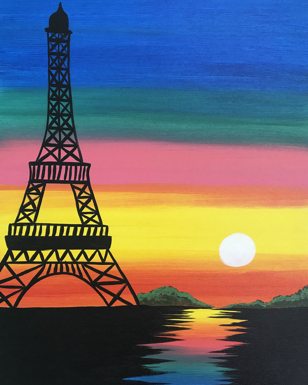 Eiffel Tower (2 hours)