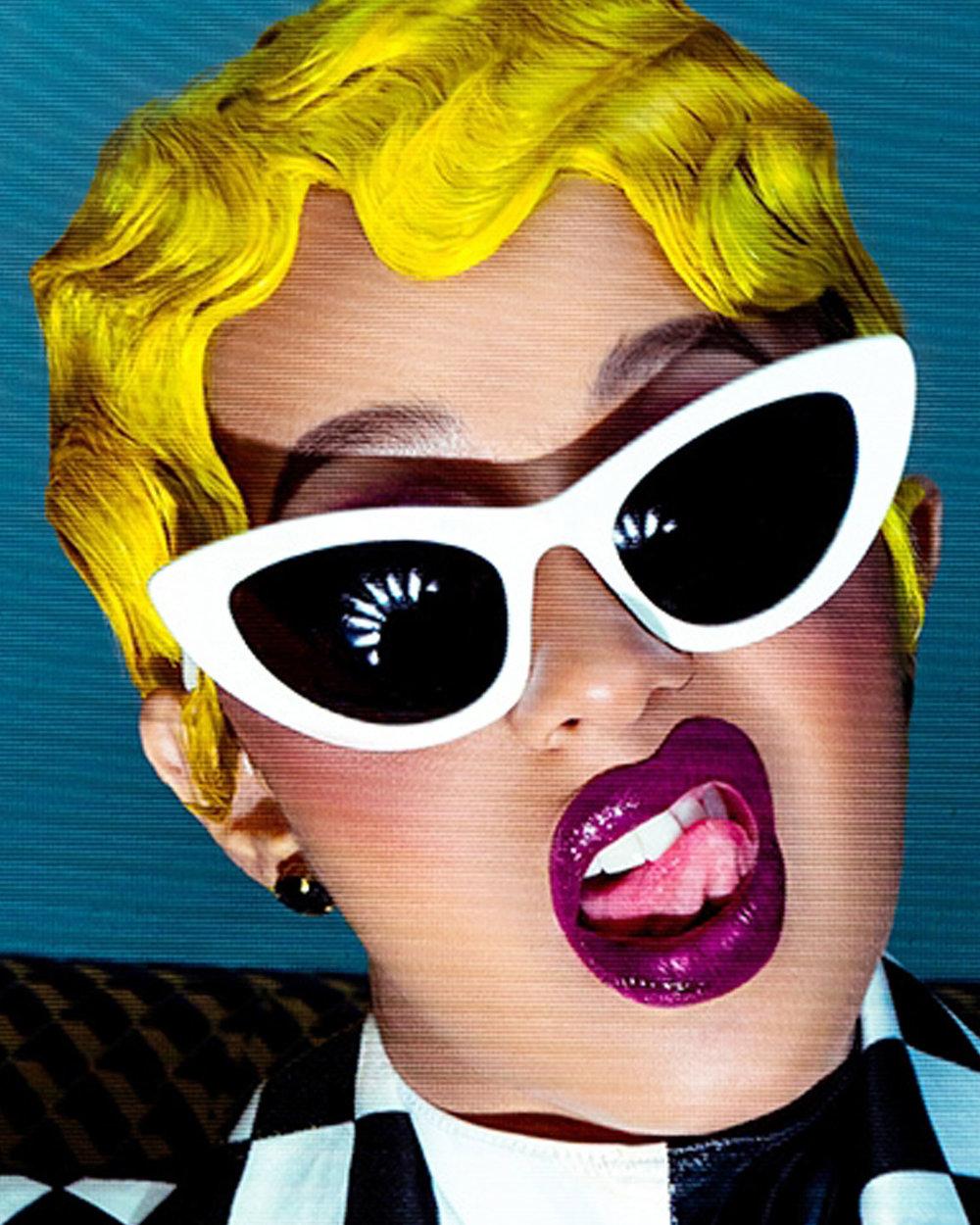 Blond Cardi B (2.5 hours)