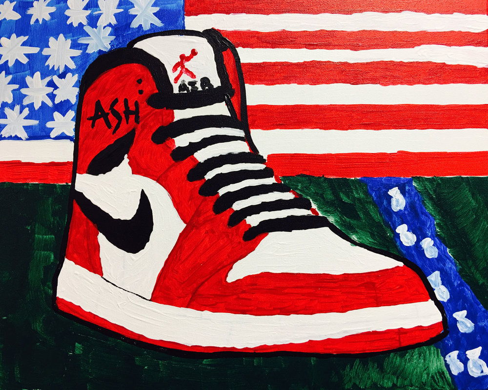 Sneaker (2 hours)