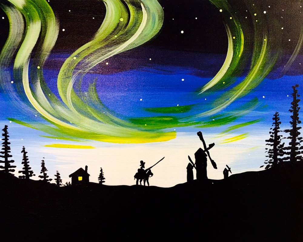 Northern Lights (2 hours)