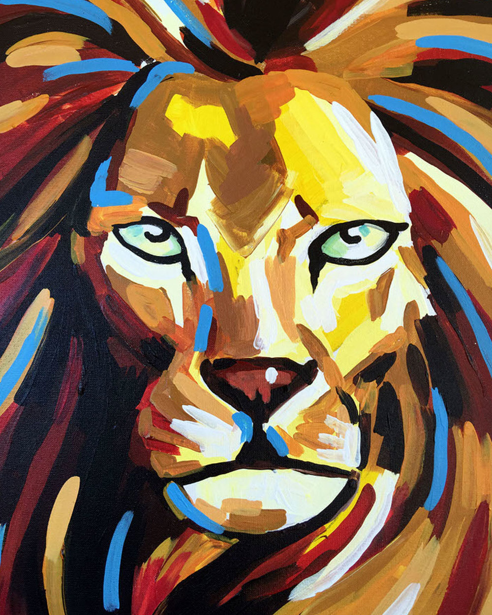 Majestic Lion (3 hours)