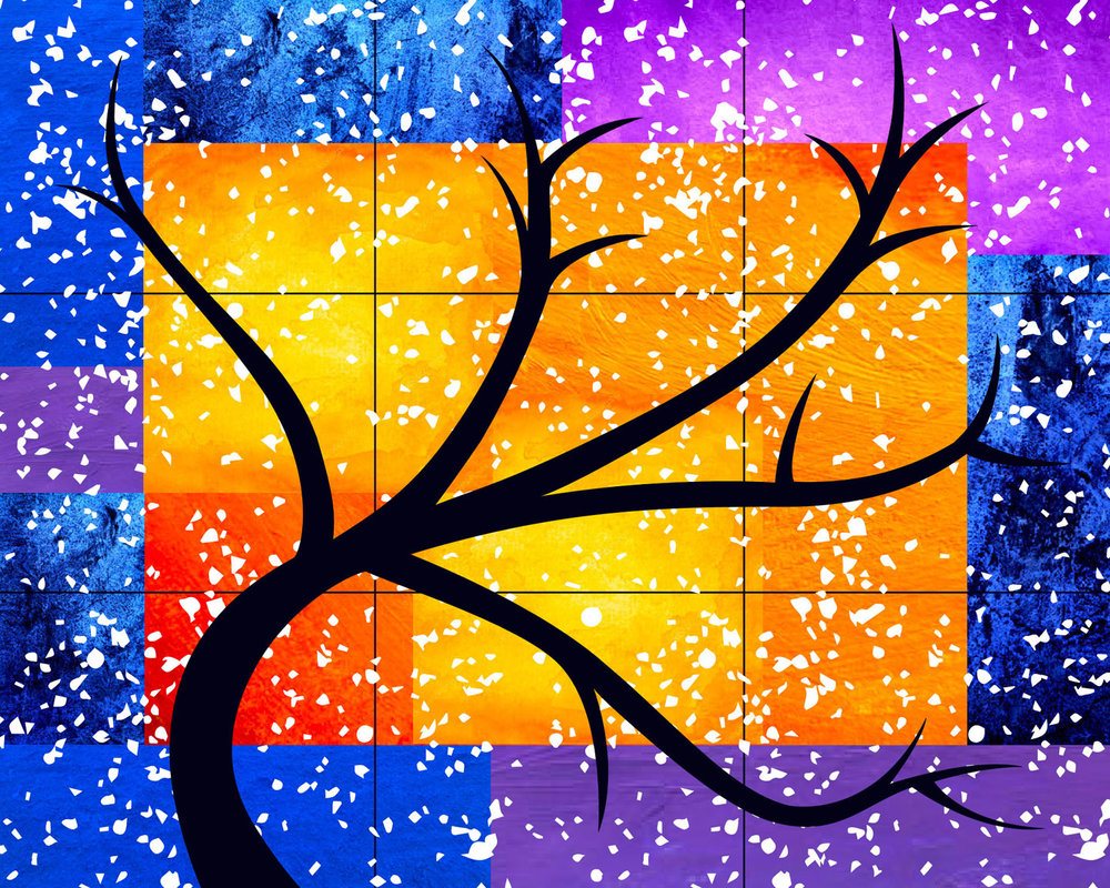 Tree Mural Painting (2.5 hours)