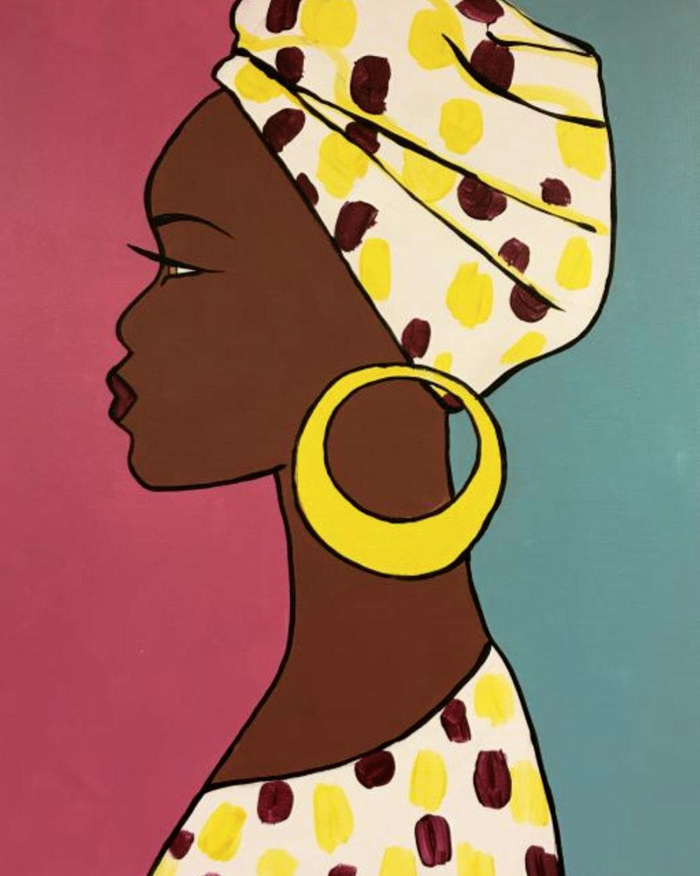 African Goddess (2.5 hours)