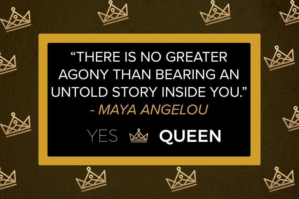 yes queen