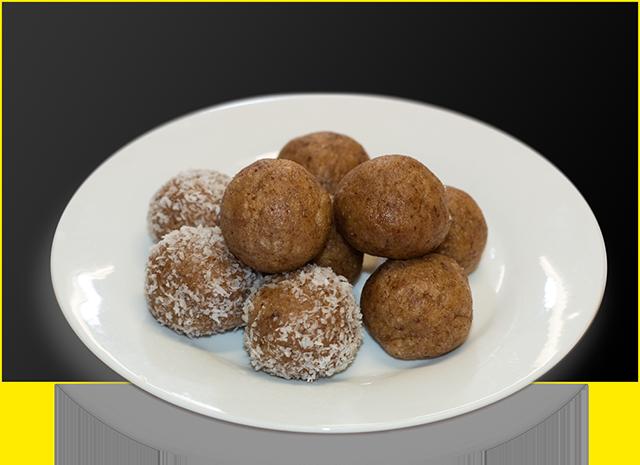 Bioflex Nutrition Honey Almond Protein Bites