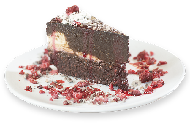 Bioflex Chocolate Raw Beetroot Cake
