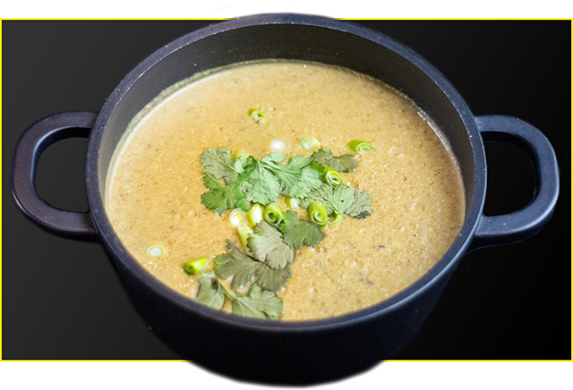 Cashew and Coconut Curry from Bioflex