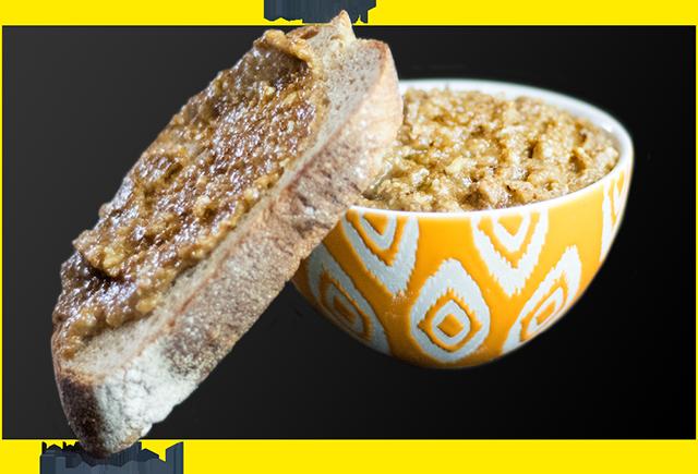 Banana Bread Spread