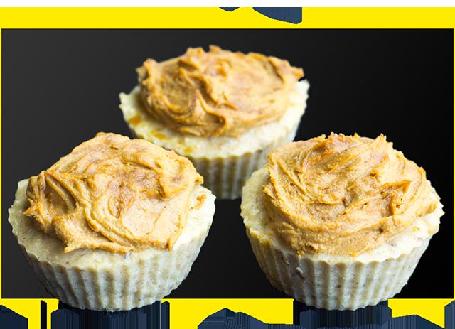 Bioflex's Banana Nut Cupcakes Recipe