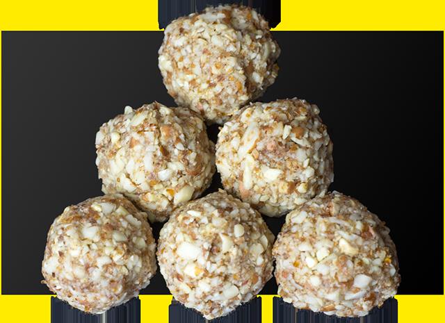 Nutty Peanut Protein Bites