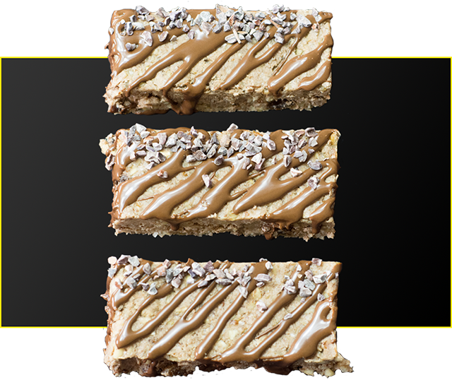 Apple Pie Breakfast Slice Recipe from Bioflex