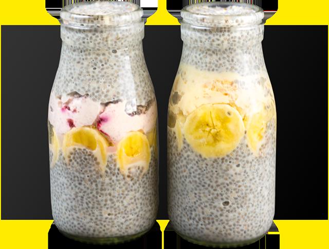 Chia Seed Puddings Recipe