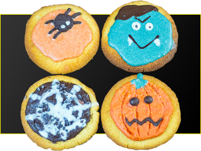 Halloween Protein Cookies Recipe