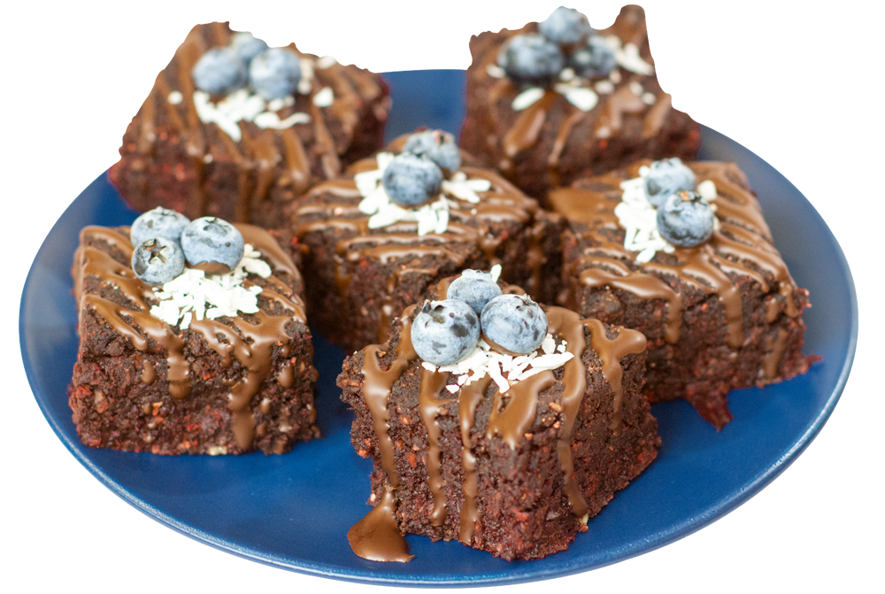 Chocolate Beetroot Brownie from Bioflex Nutrition