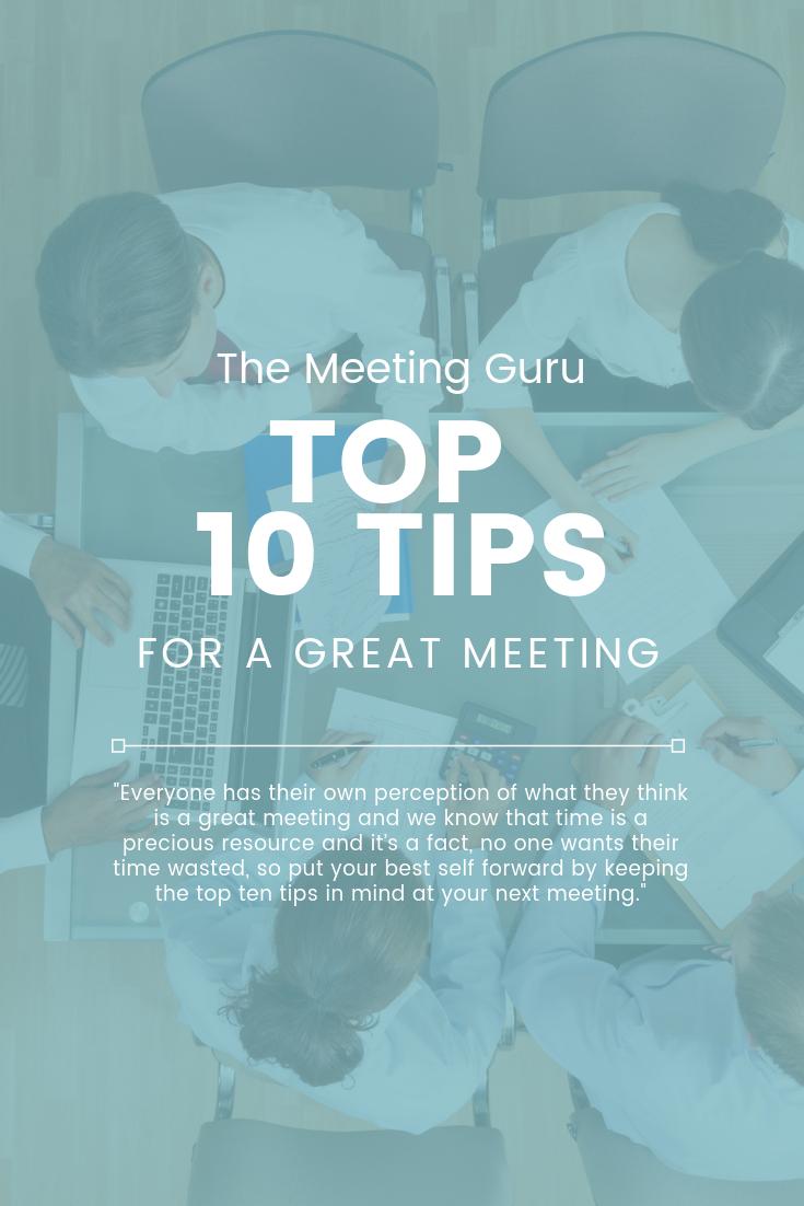 The Meeting Guru — Debi Wilcox