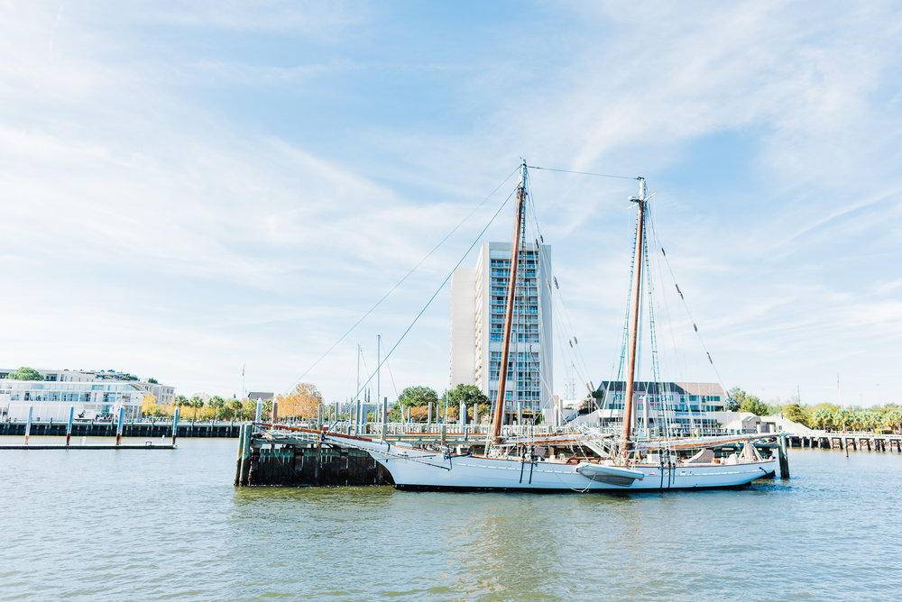 Charleston Harbor Cruise