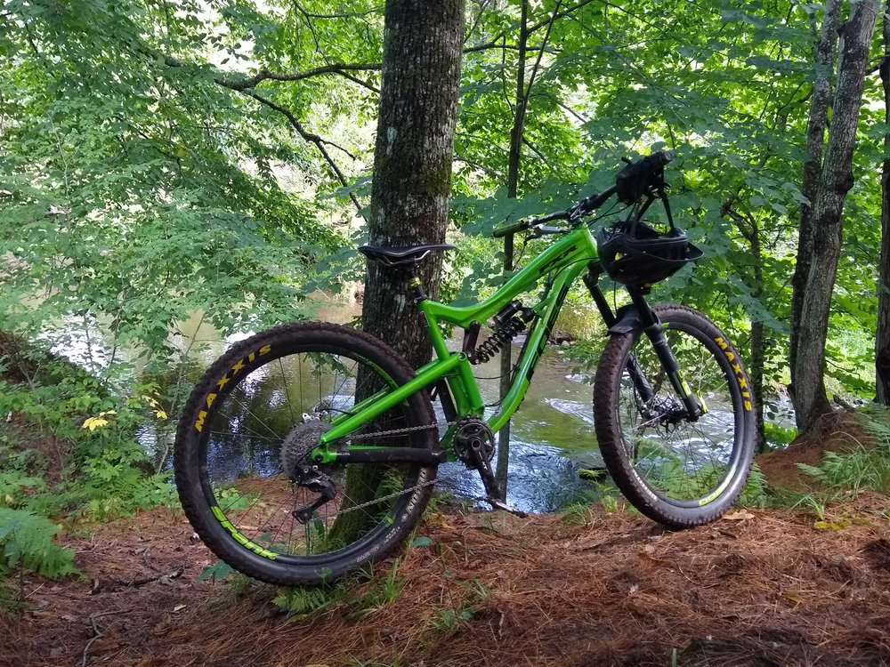 Camp at the Creek - Best camp site in Wisconsin; only minutes from Silver Creek Springs Farm.Barron County MTB Trail SystemGet directions from