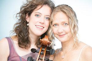 Elinor Frey & Suzie Leblanc