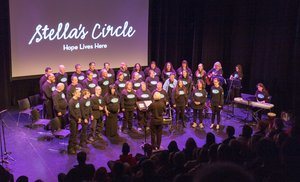 Stella's Circle Inclusion Choir