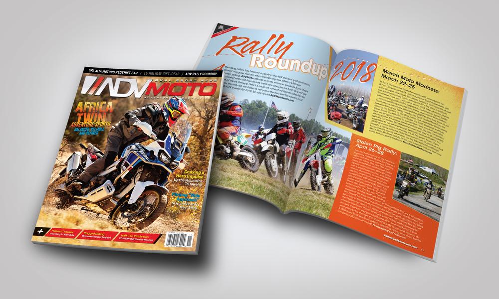 ADVMoto Magazine