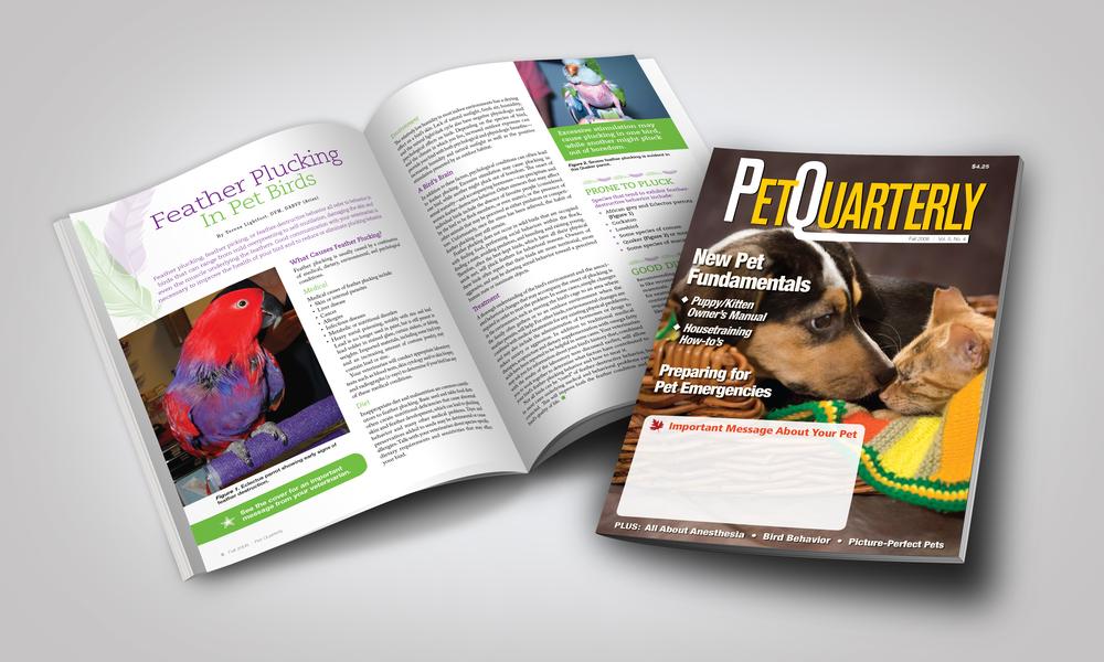 Pet Quarterly Magazine