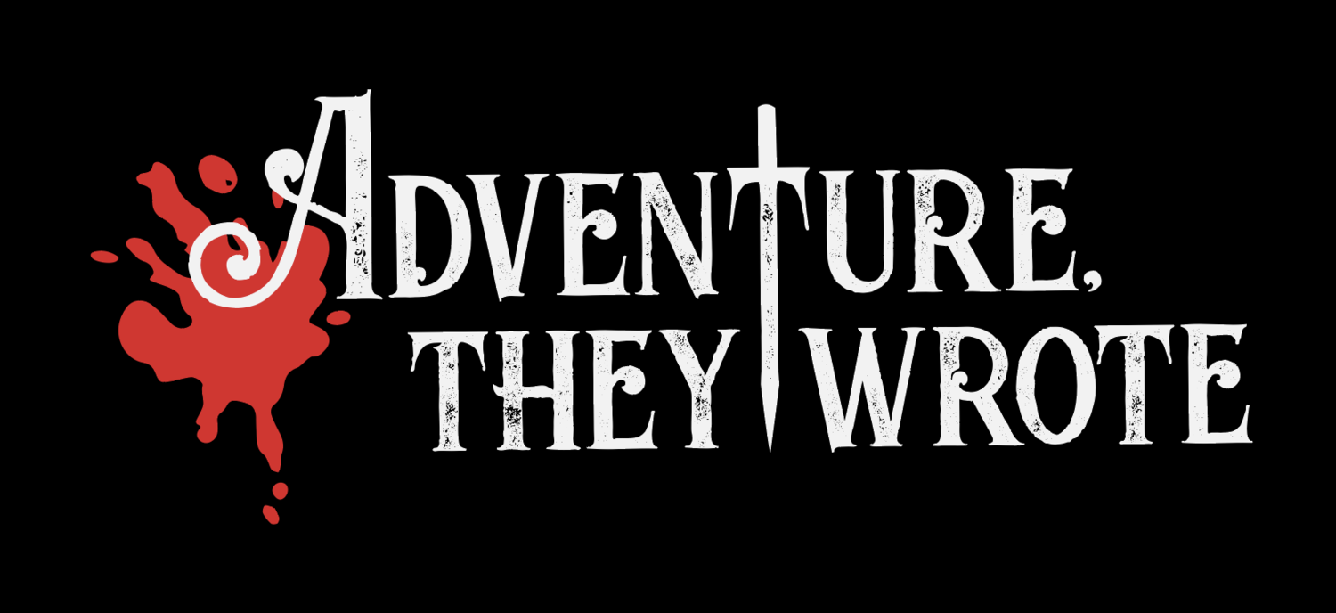 Adventure They Wrote