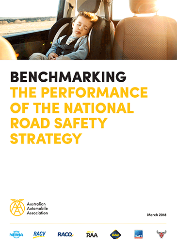 Australian Automotive Association Report, March 2018