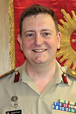 Professor Michael Reade - Australian Defence Force representative