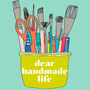 STREAM AND DOWNLOAD DEAR HANDMADE LIFE PODCAST FREE ON PIRATE RADIO