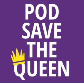 STREAM AND DOWNLOAD POD SAVE THE QUEEN PODCAST FREE ON PIRATE RADIO