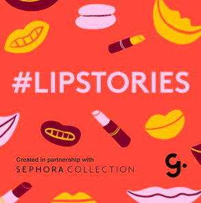 STREAM AND DOWNLOAD #LIPSTORIES PODCAST FREE ON PIRATE RADIO
