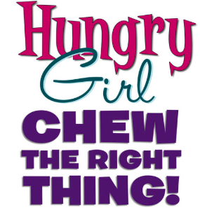 STREAM AND DOWNLOAD HUNGRY GIRL: CHEW THE RIGHT THING!PODCAST FREE ON PIRATE RADIO