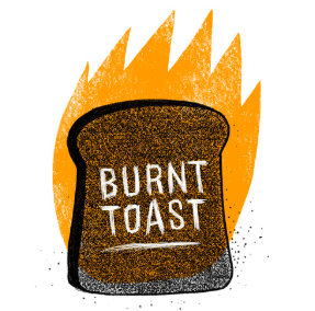 STREAM AND DOWNLOAD BURNT TOAST PODCAST FREE ON PIRATE RADIO