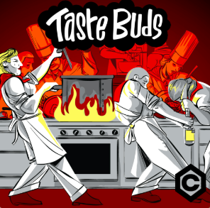 STREAM AND DOWNLOAD TASTE BUDS PODCAST FREE ON PIRATE RADIO