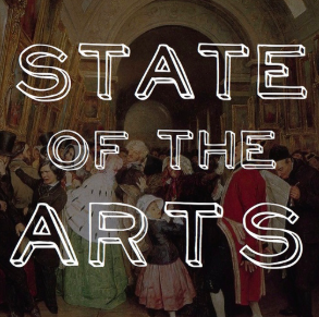 STREAM AND DOWNLOAD STATE OF THE ARTS PODCAST FREE ON PIRATE RADIO