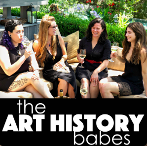 STREAM AND DOWNLOAD THE ART HISTORY BABES PODCAST FREE ON PIRATE RADIO