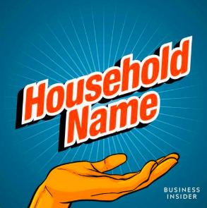 STREAM AND DOWNLOAD HOUSEHOLD NAME PODCAST FREE ON PIRATE RADIO