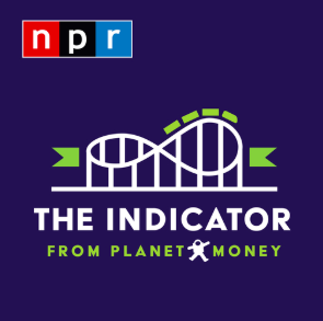 STREAM AND DOWNLOAD THE INDICATOR FROM PLANET MONEY PODCAST FREE ON PIRATE RADIO