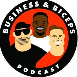 STREAM AND DOWNLOAD BUSINESS & BICEPS PODCAST FREE ON PIRATE RADIO
