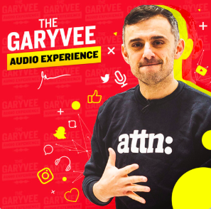 STREAM AND DOWNLOAD THE GARYVEE AUDIO EXPERIENCE PODCAST FREE ON PIRATE RADIO