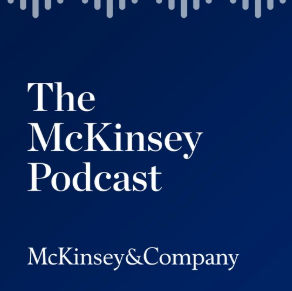 STREAM AND DOWNLOAD THE MCKINSEY PODCAST FREE ON PIRATE RADIO