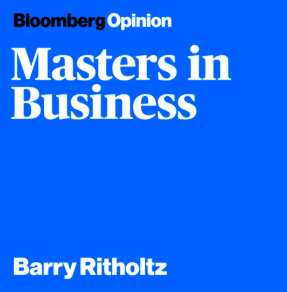 STREAM AND DOWNLOAD MASTERS IN BUSINESS PODCAST FREE ON PIRATE RADIO
