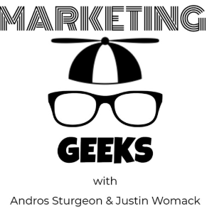 STREAM AND DOWNLOAD MARKETING GEEKS PODCAST FREE ON PIRATE RADIO