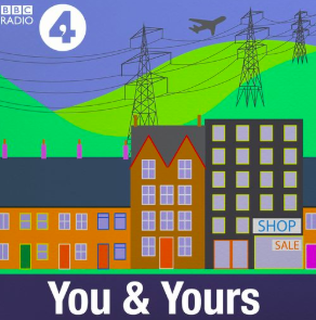 STREAM AND DOWNLOAD YOU AND YOURS PODCAST FREE ON PIRATE RADIO
