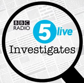 STREAM AND DOWNLOAD 5 LIVE INVESTIGATES PODCAST FREE ON PIRATE RADIO