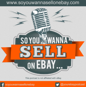STREAM AND DOWNLOAD SO YOU WANNA SELL ON EBAY PODCAST FREE ON PIRATE RADIO
