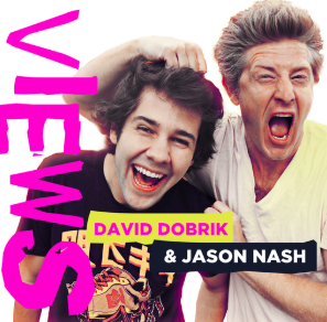 STREAM AND DOWNLOAD VIEWS WITH DAVID DOBRIK AND JASON NASH PODCAST FREE ON PIRATE RADIO
