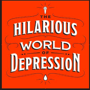 STREAM AND DOWNLOAD THE HILARIOUS WORLD OF DEPRESSION PODCAST FREE ON PIRATE RADIO
