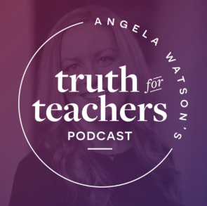 STREAM AND DOWNLOAD ANGELA WATSON'S TRUTH FOR TEACHERS PODCAST FREE ON PIRATE RADIO